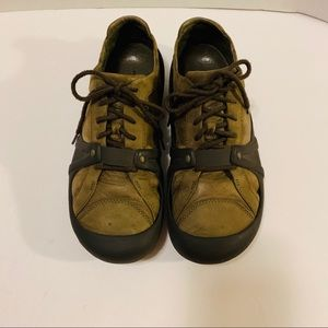 03bf0a4dd7b5 Patagonia Shoes - Patagonia Toast   Jam Skywalk Lace Up Shoes Size 9